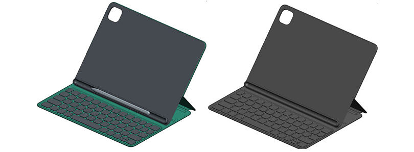 Xiaomi's upcoming tablets could come with a Magic Keyboard-like accessory