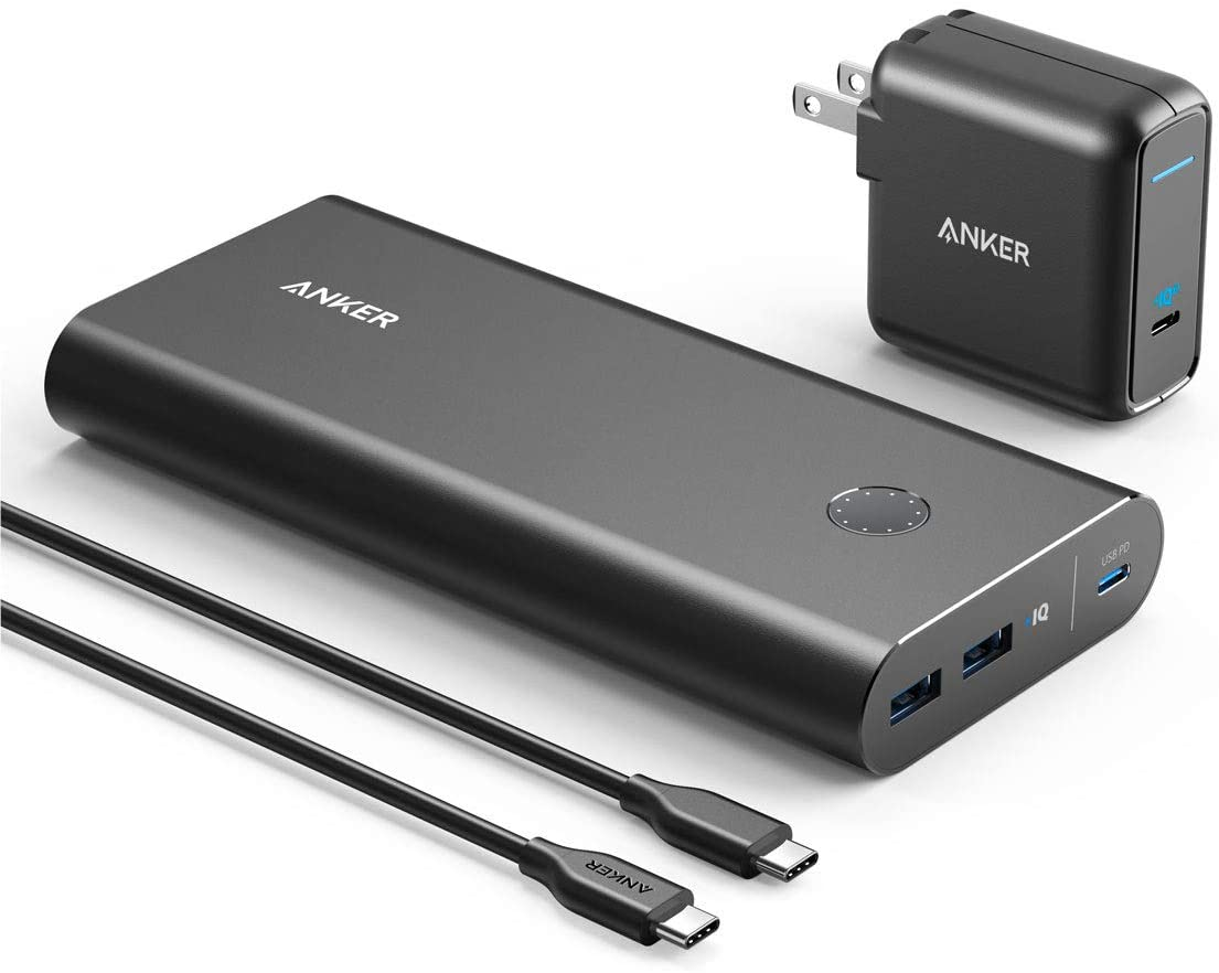 Andker PowerCore+ with 60W PD Charger