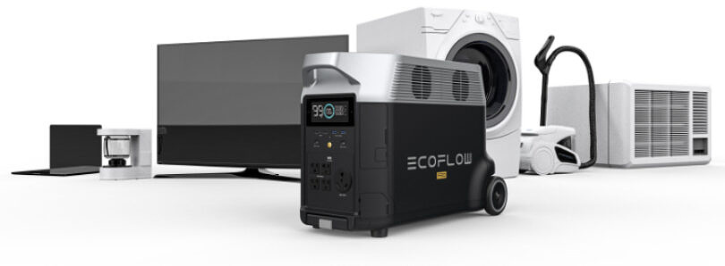 EcoFlow DELTA Pro is the New Standard of Renewable Energy Solutions – Available on Kickstarter Now