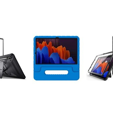 These are the Best Galaxy Tab S7 Plus Cases in October: Spigen, Poetic, and more!