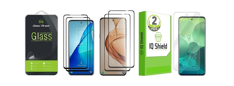 These are the Best TCL 20S screen protectors: IQ Shield, DeltaShield, and more!