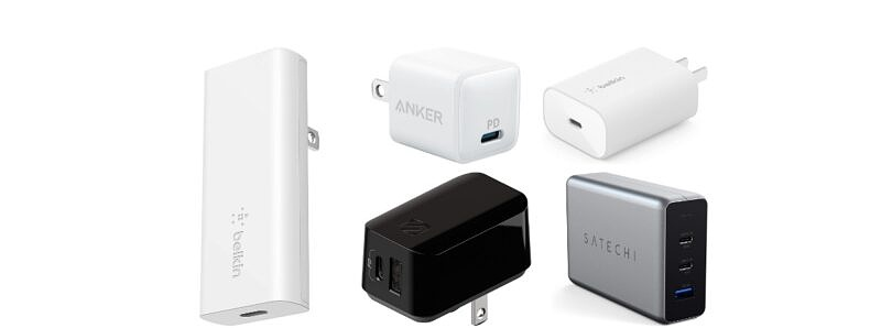 These are the Best USB PD Fast Chargers for phones and laptops in October: Anker, Belkin, and more!