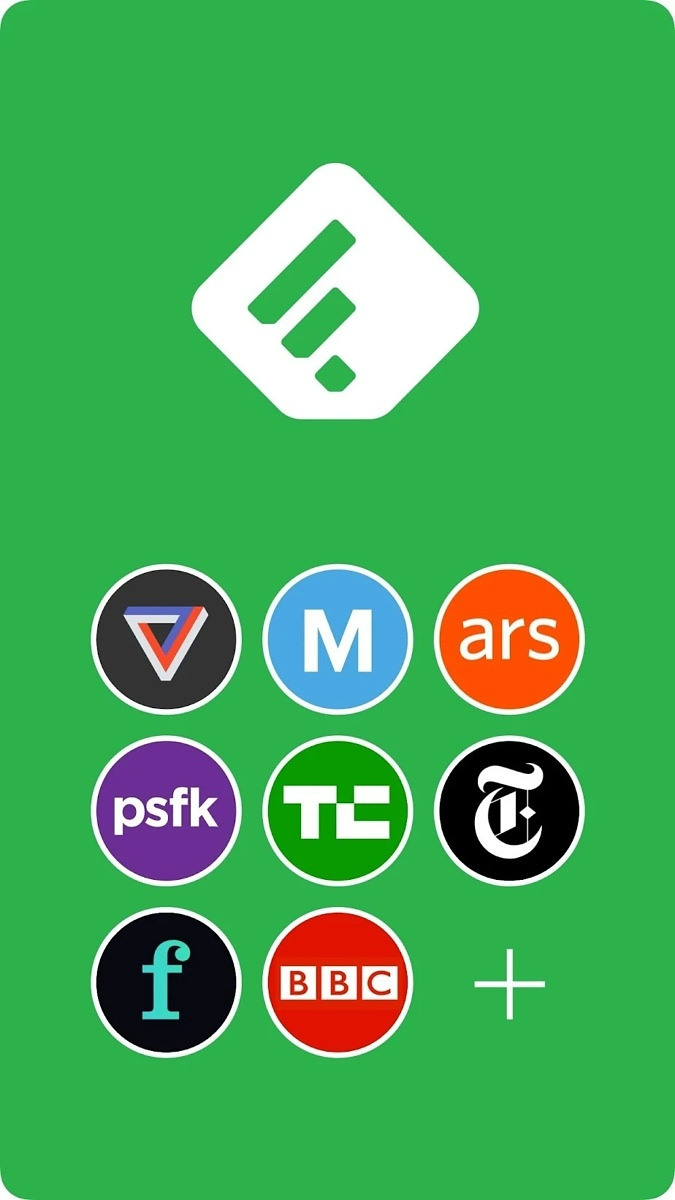 Feedly sources