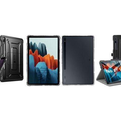 These are the Best Galaxy Tab S7 Cases in October: Spigen, OtterBox, Ringke, and more!