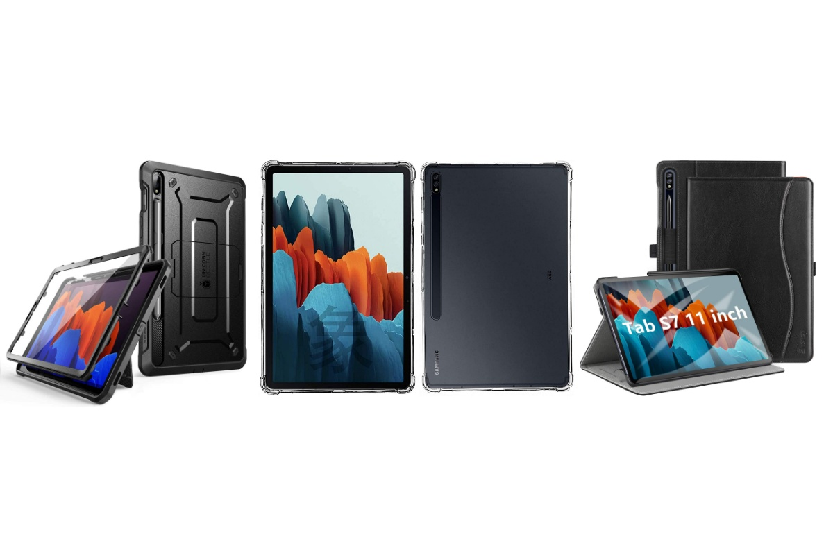 These are the Best Galaxy Tab S7 Cases: Spigen, OtterBox, ProCase, and more!