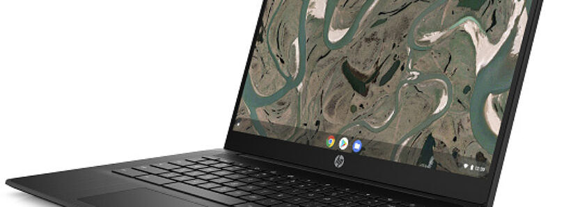 Does the HP Chromebook 14 have a touchscreen?