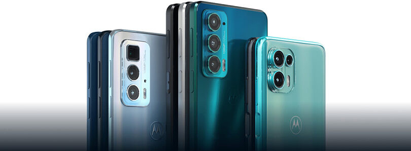 Motorola Edge 20 series launches with an affordable flagship and two mid-range phones