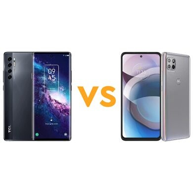 TCL 20 Pro 5G vs Motorola One 5G Ace: Which phone should you buy?