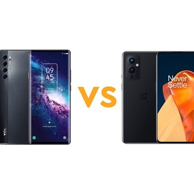 TCL 20 Pro 5G vs OnePlus 9 5G: Which phone should you buy?