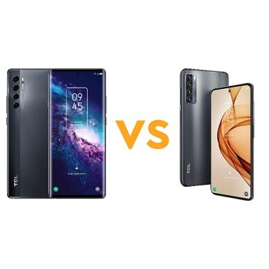 TCL 20 Pro 5G vs TCL 20S: Which phone should you buy?
