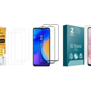 These are the Best TCL 20 SE Screen Protectors in Fall 2021: Mr. Shield, IQ Shield, and more!