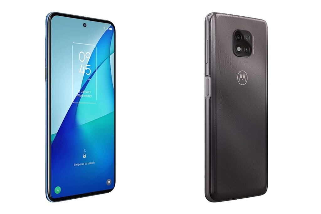 TCL 20s and Moto G Power 2021