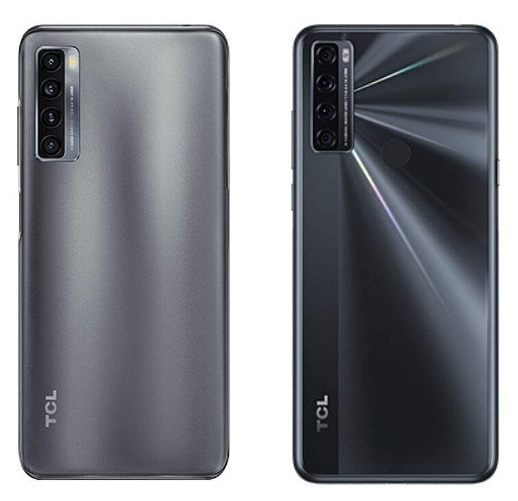 Cameras on TCL phones