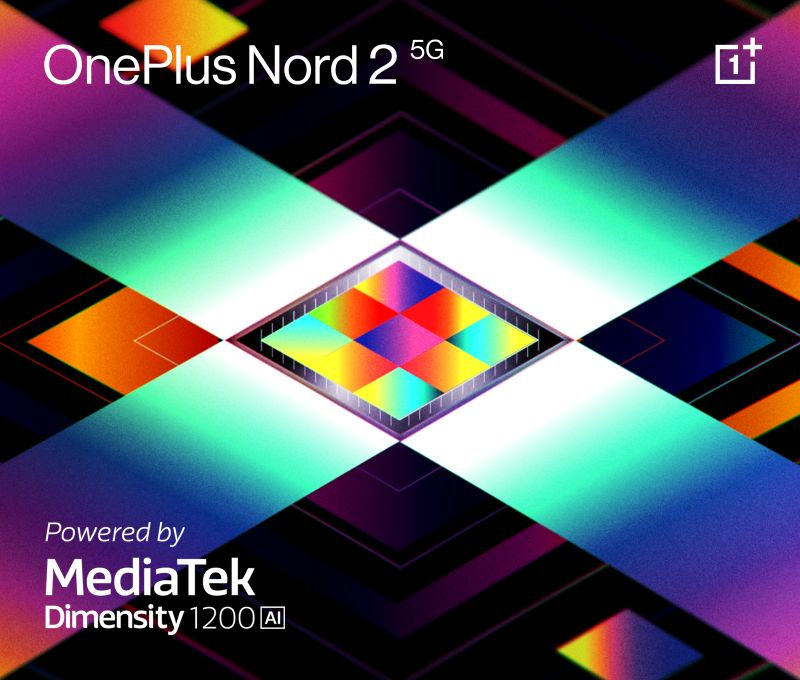 OnePlus Nord 2 chipset reveal