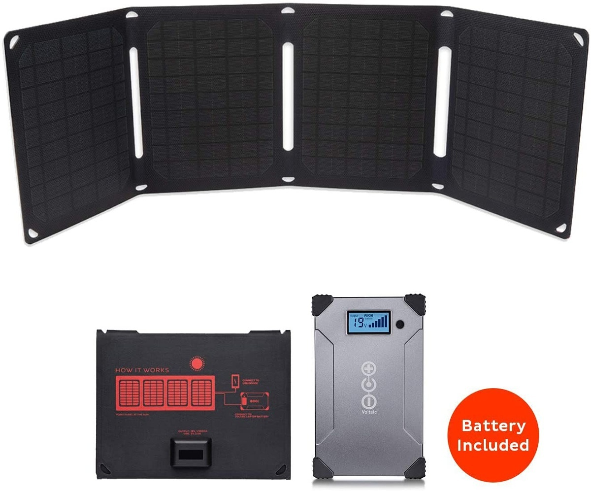 Voltaic Systems Arc with V88 Power Bank