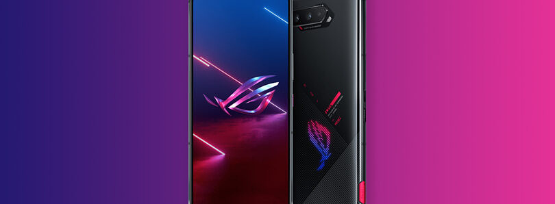 Get the ROG Phone 5s live wallpapers on any Android phone