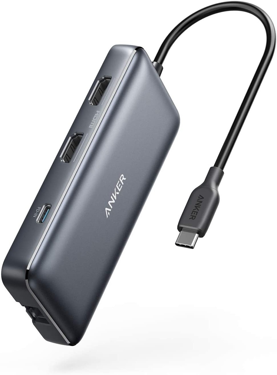 Anker PowerExpand 8-in-1 USB-C Adapter