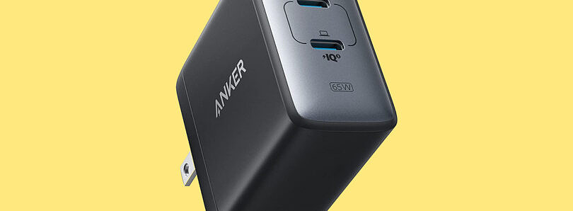 Get Anker's new 65W USB Type-C charger for $40 ($10 off)