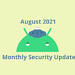 August 2021 Android security update rolls out to supported Pixel phones