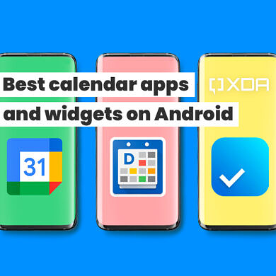 These are the Best Calendar Apps and Widgets on Android: Google Calendar, DigiCal, and more!