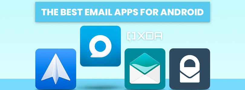 These are the Best Email apps for Android: Nine, Aqua Mail, Spark, and more!