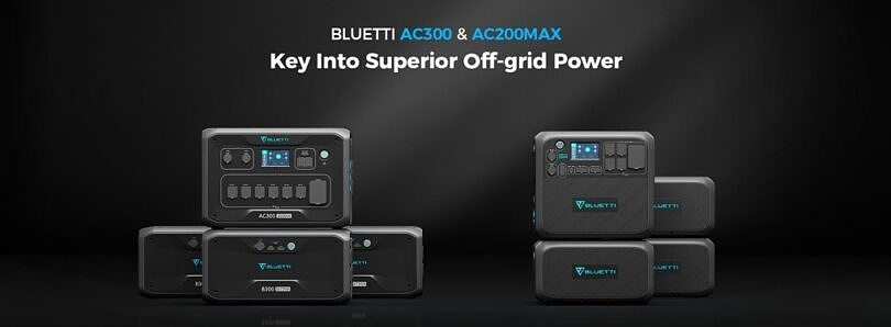 Bluetti Releases New Power Stations with Hot Swapping Modules
