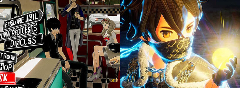 Persona 5 Strikers and Bravely Default 2 for Nintendo Switch are on sale right now