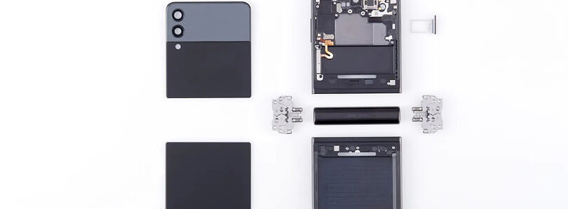 Here's how Samsung made the Galaxy Z Fold 3 and Z Flip 3 water resistant