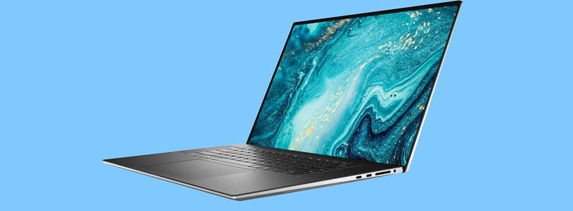 What colors does the Dell XPS 17 come in?