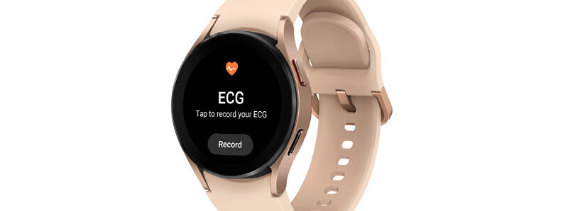How to enable ECG and blood pressure on Galaxy Watch 4 paired with non-Samsung phones