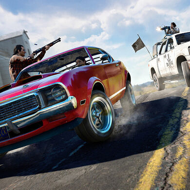 Today only: Get Far Cry 5 on PS4 and Xbox One for just $10