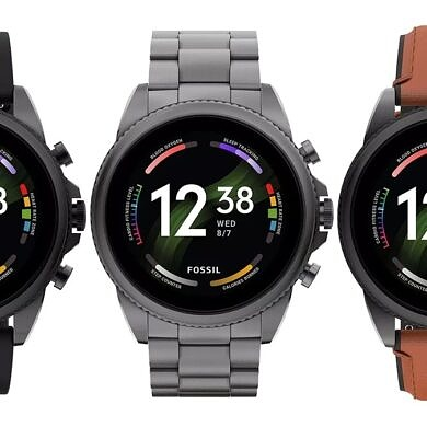 """Fossil's """"most advanced"""" Wear OS smartwatches just leaked on Amazon"""