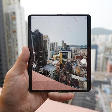 All the new Camera Features on the Samsung Galaxy Z Fold 3