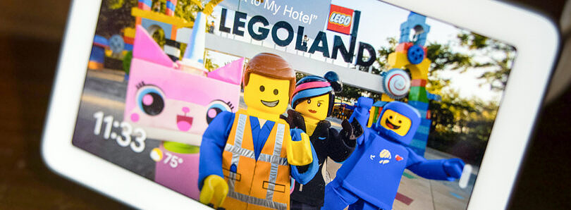 Google expands its hotel solutions system to LEGOLAND hotels