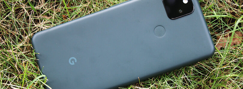 Google Pixel 5a factory images and kernel source code are now available