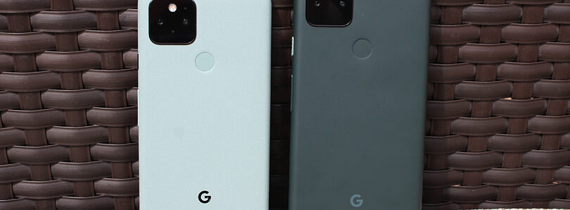 Google discontinues the Pixel 5 right after the Pixel 5a launch