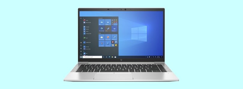 What configurations are available for the HP EliteBook 840 Aero?
