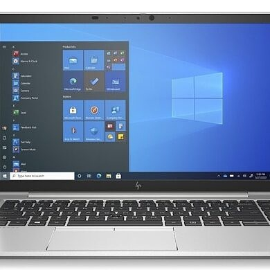 Does the HP EliteBook 840 Aero have a privacy display?