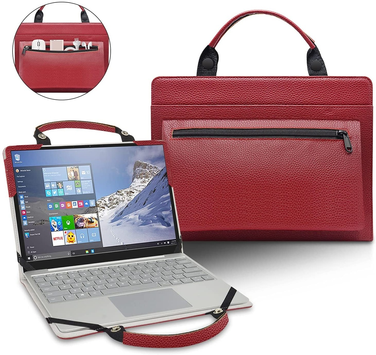 LiuShan 2-in-1 Protective Case