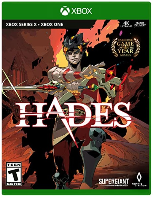 Hades on Console