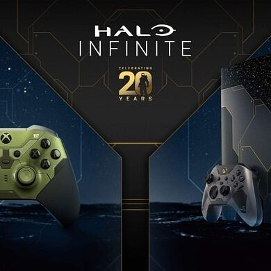 Microsoft announces the Halo Infinite launch date alongside a limited edition Xbox Series X