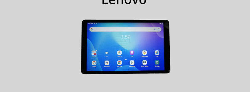 Motorola's new tablet seems to be a rebadged Lenovo tab aimed at kids