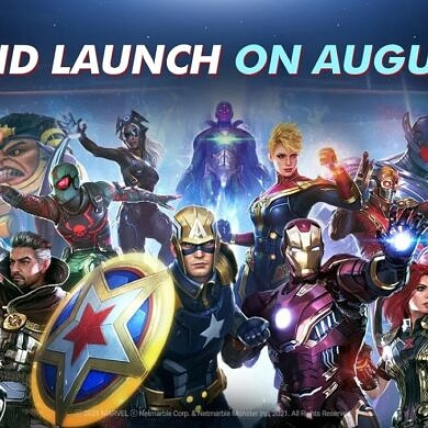 Marvel Future Revolution, a superhero RPG, launches on Android and iOS