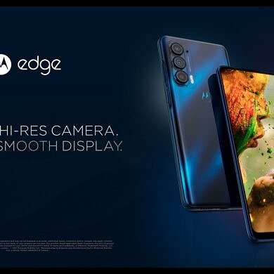 The 2021 Motorola Edge offers a 144Hz display and Qualcomm's Snapdragon 778G for $699