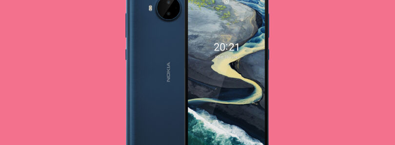 HMD Global's new Nokia C20 Plus offers 1-year replacement guarantee and Android 11 Go