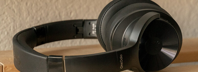 Get 45 Hours of Bluetooth ANC from the OneOdio A30 Headphones