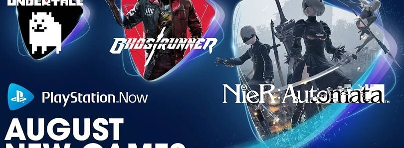 Here are the new games on PlayStation Now in August 2021