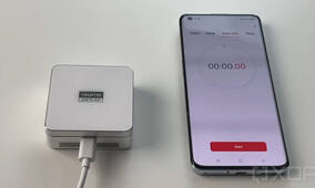Exclusive: Here's our real-world first look at Realme's MagDart charging