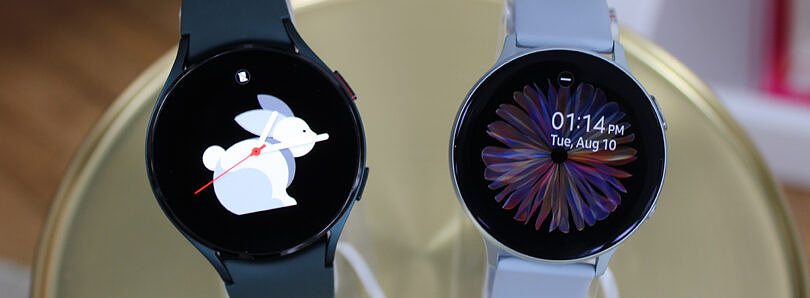 Samsung Galaxy Watch 4 vs Galaxy Watch Active 2: It's time for One UI Watch