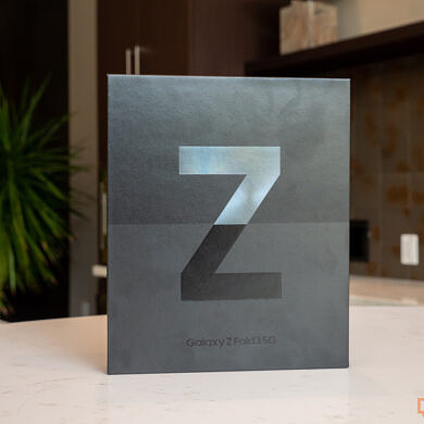 Samsung Galaxy Z Fold 3 Unboxing: What's in the box?